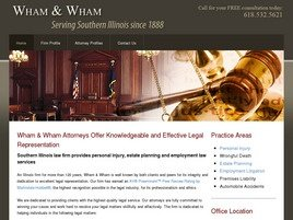 Firm Logo for Wham Wham Lawyers