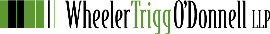 Wheeler Trigg O'Donnell LLP Law Firm Logo