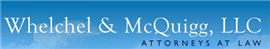 Firm Logo for Whelchel McQuigg LLC