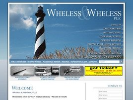 Firm Logo for Wheless & Wheless, PLLC