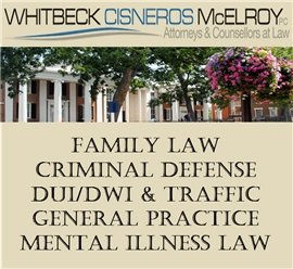 Firm Logo for Whitbeck Cisneros McElroy PC