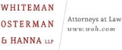 Whiteman Osterman & Hanna LLP Law Firm Logo
