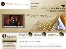Whitley Law Firm Law Firm Logo