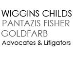Wiggins Childs Pantazis <br />Fisher & Goldfarb, LLC Law Firm Logo
