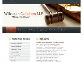 Firm Logo for Wilcoxen Callaham LLP
