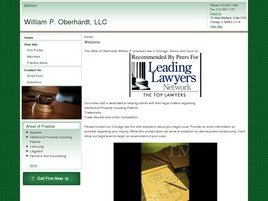 Firm Logo for William P. Oberhardt LLC