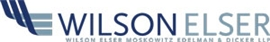 Wilson Elser Moskowitz Edelman <br />& Dicker LLP Law Firm Logo