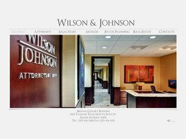 Firm Logo for Wilson Johnson