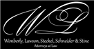 Wimberly, Lawson, Steckel, Schneider <br />& Stine, P.C. Law Firm Logo