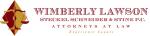 Wimberly, Lawson, Steckel, Schneider <br />& Stine, P.C. Law Firm Logo