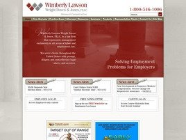 Firm Logo for Wimberly Lawson Wright Daves Jones PLLC
