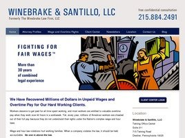 Firm Logo for Winebrake Santillo LLC