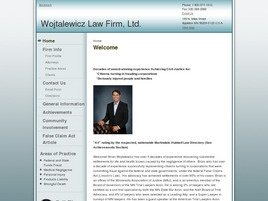 Firm Logo for Wojtalewicz Law Firm Ltd.