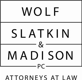 Firm Logo for Wolf Slatkin & Madison P.C.