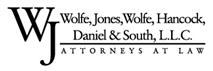 Firm Logo for Wolfe, Jones, Wolfe, Hancock, Daniel & South, L.L.C.