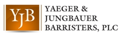 Yaeger & Jungbauer Barristers, PLC Law Firm Logo
