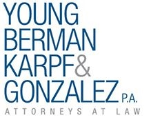 Firm Logo for Young Berman Karpf Gonzalez Professional Association