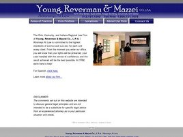Firm Logo for Young Reverman Mazzei Co. L.P.A.