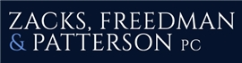 Firm Logo for Zacks Freedman Patterson PC