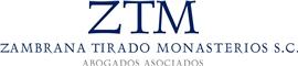 Zambrana Tirado Monasterios S.C. Law Firm Logo