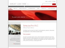 Zarley Law Firm, P.L.C. Law Firm Logo