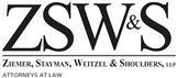 Ziemer, Stayman, Weitzel <br />& Shoulders, LLP Law Firm Logo